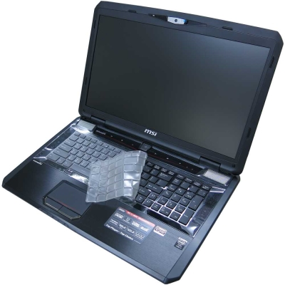 Ezstick MSI GT70 2PC 2PE 系列專用 高級TPU鍵盤膜
