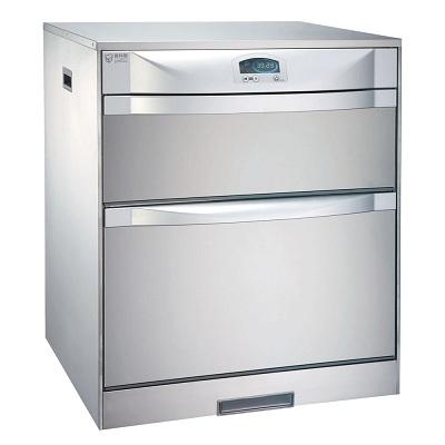 喜特麗 落地/下嵌式60CM臭氧電子鐘-LCD面板ST筷架烘碗機(JT-3062Q)