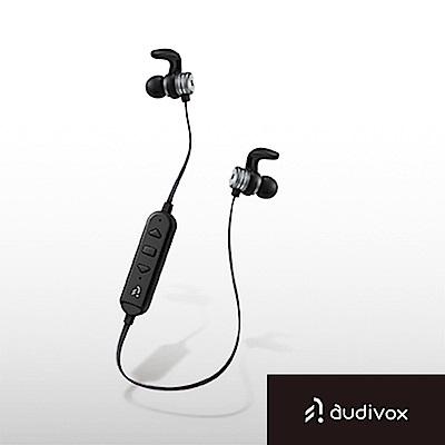 audivox 運動藍牙耳機 隨身聽-黑