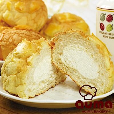 奧瑪烘焙 冰火波蘿包(8入/包)x4包