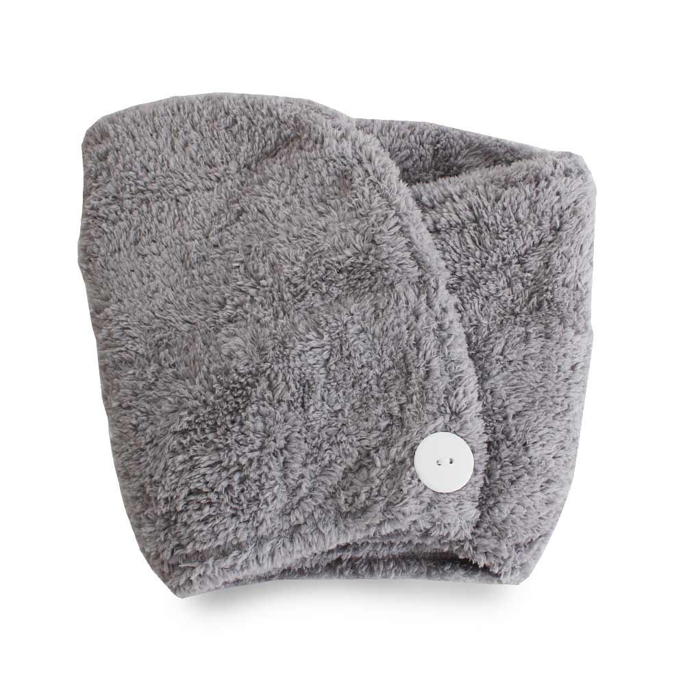 LOVEL 7倍強效吸水抗菌超細纖維浴帽(共9色)