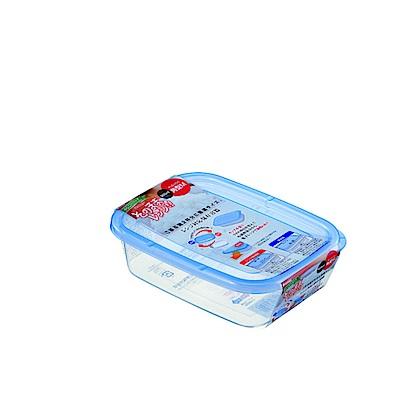 WAVA 日本inomata長方形多用途PP保鮮盒550ml(快)