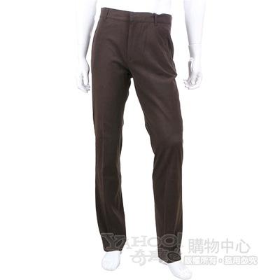 MOSCHINO 咖啡色休閒長褲