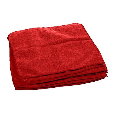 金獎 專業超細纖吸水擦巾 10入 加大尺碼