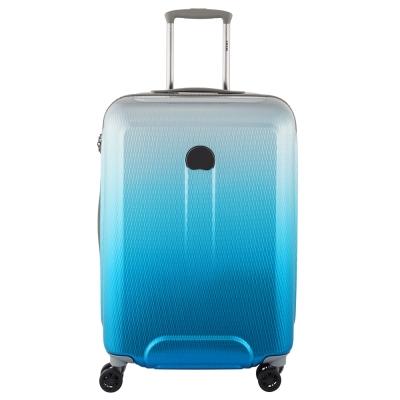 DELSEY HELIUM AIR 2 -23吋ST保安拉鍊行李箱-漸層藍