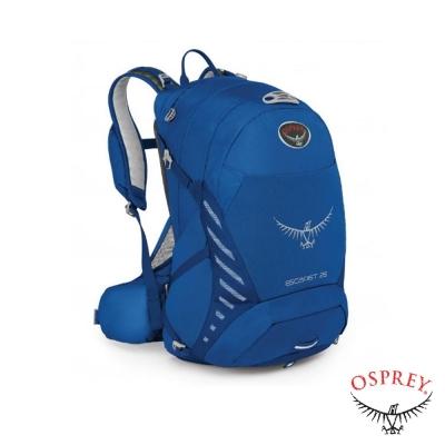 美國-OSPREY-新款-Escapist-25-單車健行背包-靛藍-R
