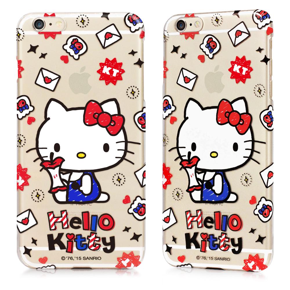 GARMMA  Kitty iphone 6 plus / 6s plus 手機殼-俏皮款