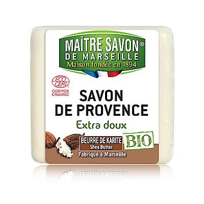 法國玫翠思有機植物皂100g-乳木果油