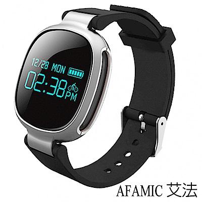 【AFAMIC 艾法】E08藍芽智能心率GPS智慧手環
