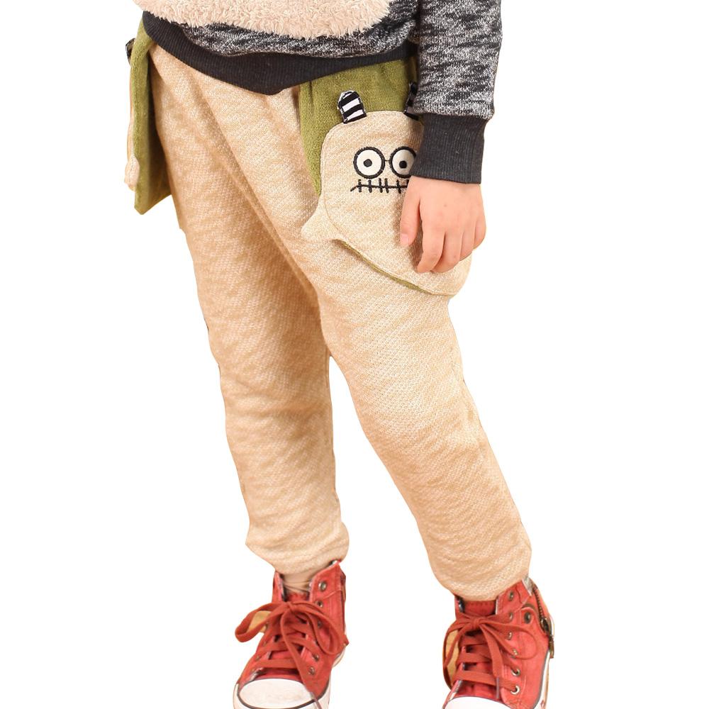 魔法Baby 針織長褲 k37173