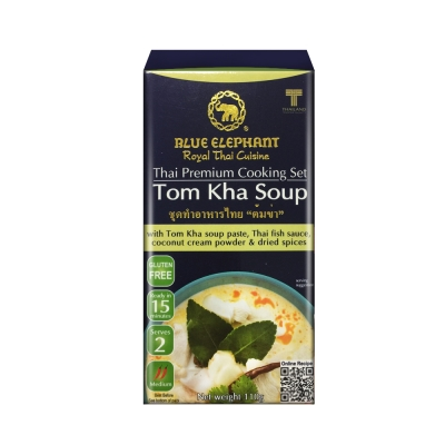 藍象 泰式宮廷料理組合-酸辣南薑椰奶湯醬(110g)