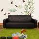 時尚屋 東京都會風三人座6尺實木腳沙發 多色可選 寬180cm-免組