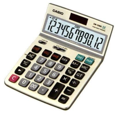 Casio卡西歐  DW-120MS 桌上型計算機