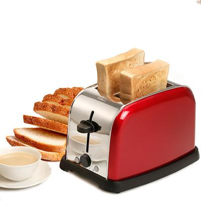 鍋寶 厚片/薄片吐司不鏽鋼烤麵包機(OV-860-D)火紅經典款