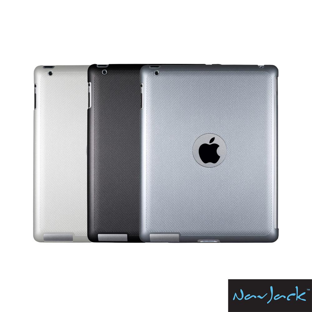 NavJack Glimmer 系列 Apple New iPad 微光背蓋保護殼