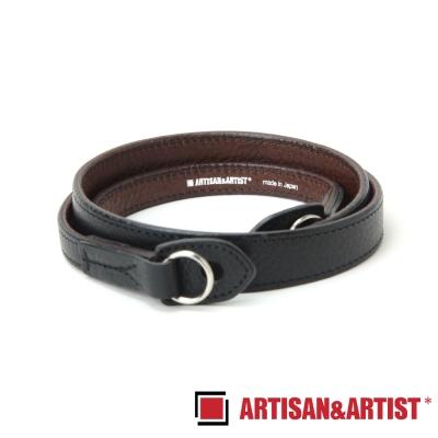 ARTISAN & ARTIST  義大利牛革相機背帶 ACAM-283(黑)