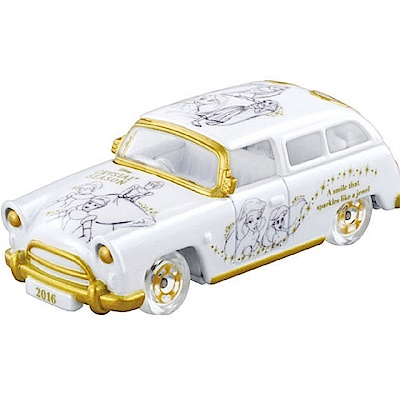 任選TOMICA DREAM DM水晶繪本車 DS87210 多美小汽車