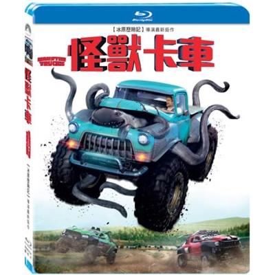 怪獸卡車 Monster Trucks 藍光 BD