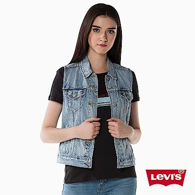 Levis 牛仔背心 女裝 Original經典版型