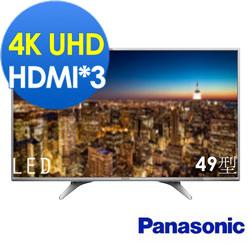 Panasonic國際 49吋 4K UHD聯網LED液晶電視