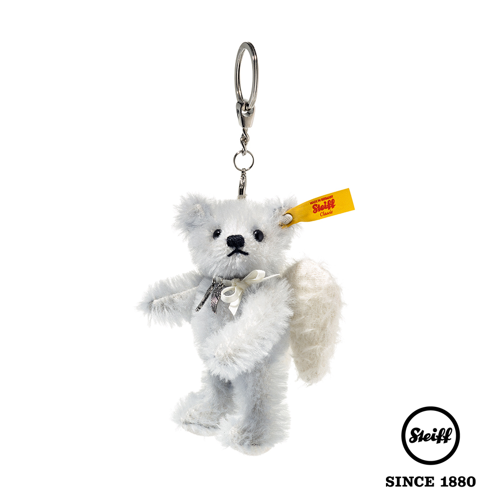 STEIFF德國金耳釦泰迪熊 天使拉斐爾 Pendant Raphae (羊毛吊飾)