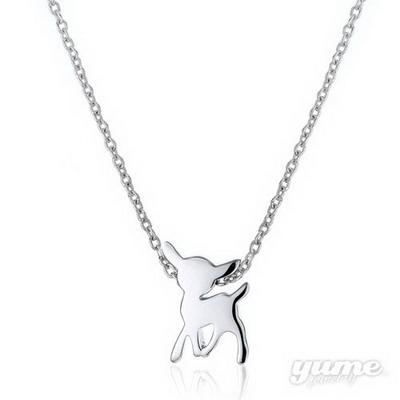 【YUME】迷你小鹿項鍊