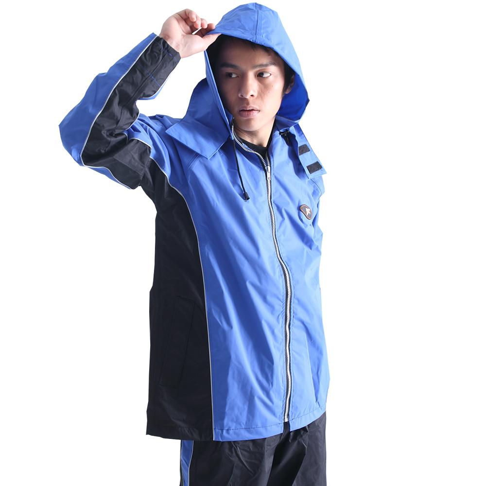 BrightDay風雨衣兩件式 - 蜜絲絨休閒款