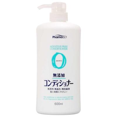 熊野油脂 Pharmaact 無添加潤髮乳(600ml)