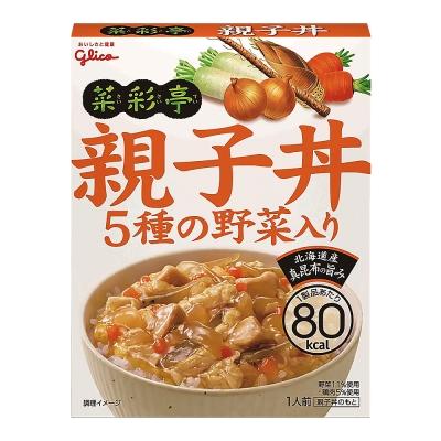 Glico格力高 菜彩亭親子丼(140g)