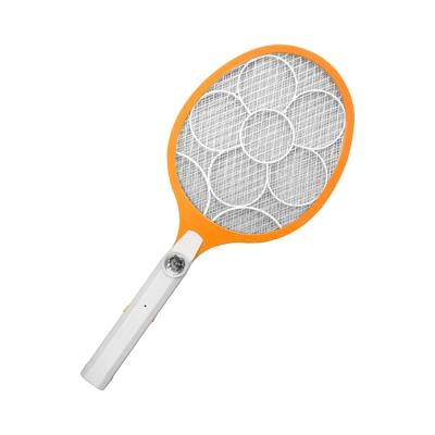 KINYO大網面分離式充電捕蚊拍CM2225