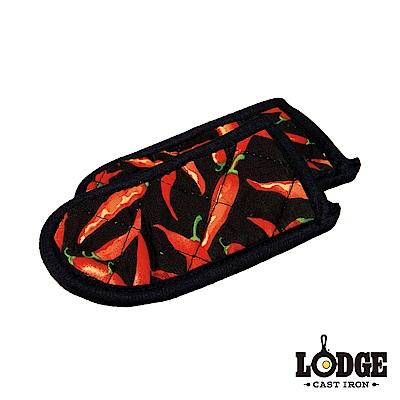 Lodge 趣味布質隔熱手柄-紅辣椒2入