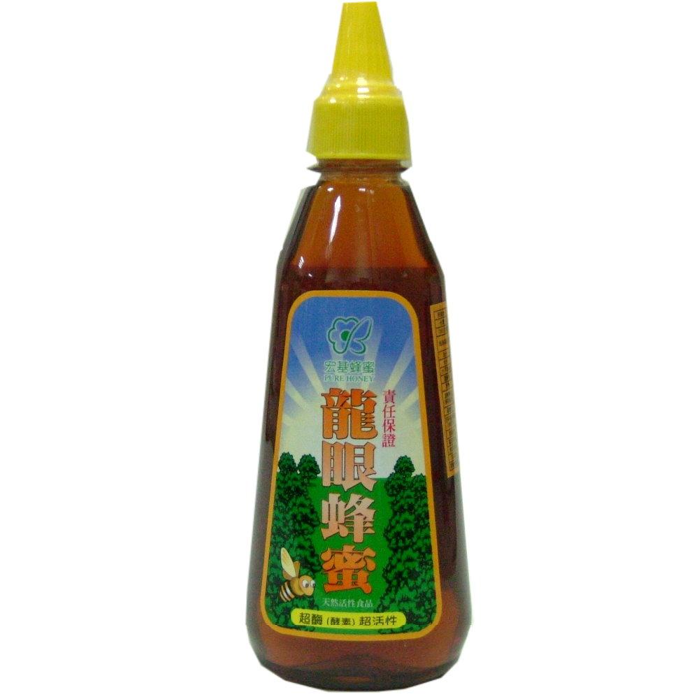 宏基蜂蜜 龍眼蜂蜜/小瓶蜜(500gx4瓶)