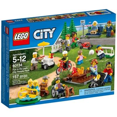 LEGO樂高-城市系列-60134-歡樂遊園-城市