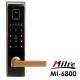 Milre美樂 密碼/指紋/卡片/鑰匙智能電子門鎖MI-6800-黑金色(附基本安裝) product thumbnail 2
