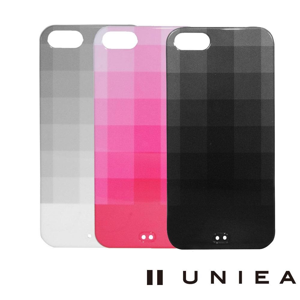 UNIEA HARMONY 拼貼漸層系列 IPHONE 5/5S/SE 抗刮手機殼