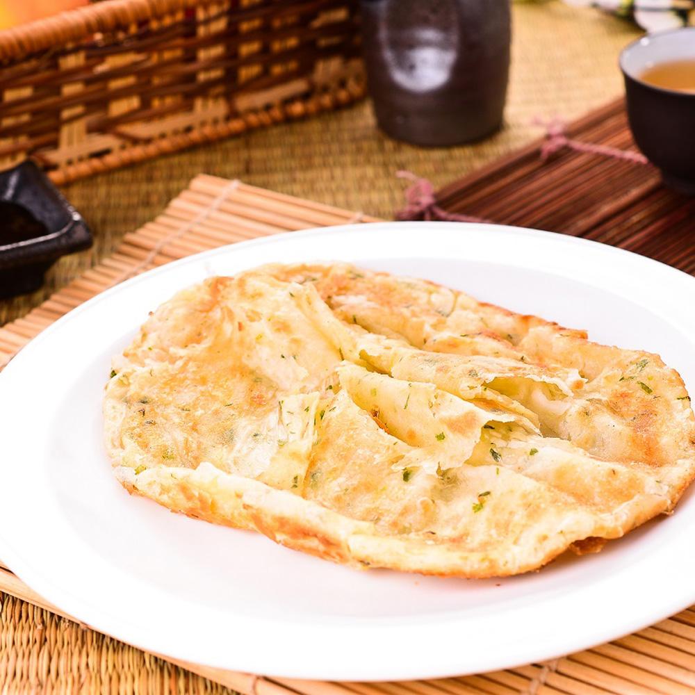 蔥阿伯 Light香蔥抓餅 2包 (5片/包)