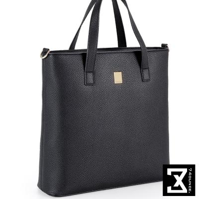 74盎司 MODERN 簡約時尚托特包[LG-779]黑