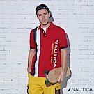 Nautica  街頭嘻哈Lil Yachty設計款POLO衫-紅