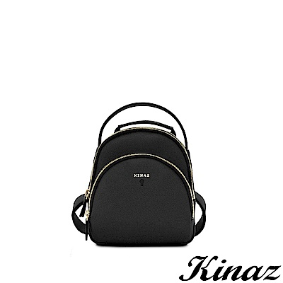 KINAZ 開啟幸福多用後背包-謎樣黑-鑰匙系列