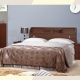 群居空間 艾米洛5尺雙人床組-三件式(床頭箱+床底+床墊)-兩色可選