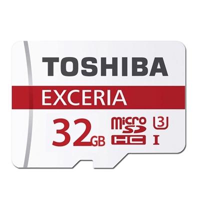 TOSHIBA MicroSDHC R90MB UHS-1 U3 32GB記憶卡(平輸)