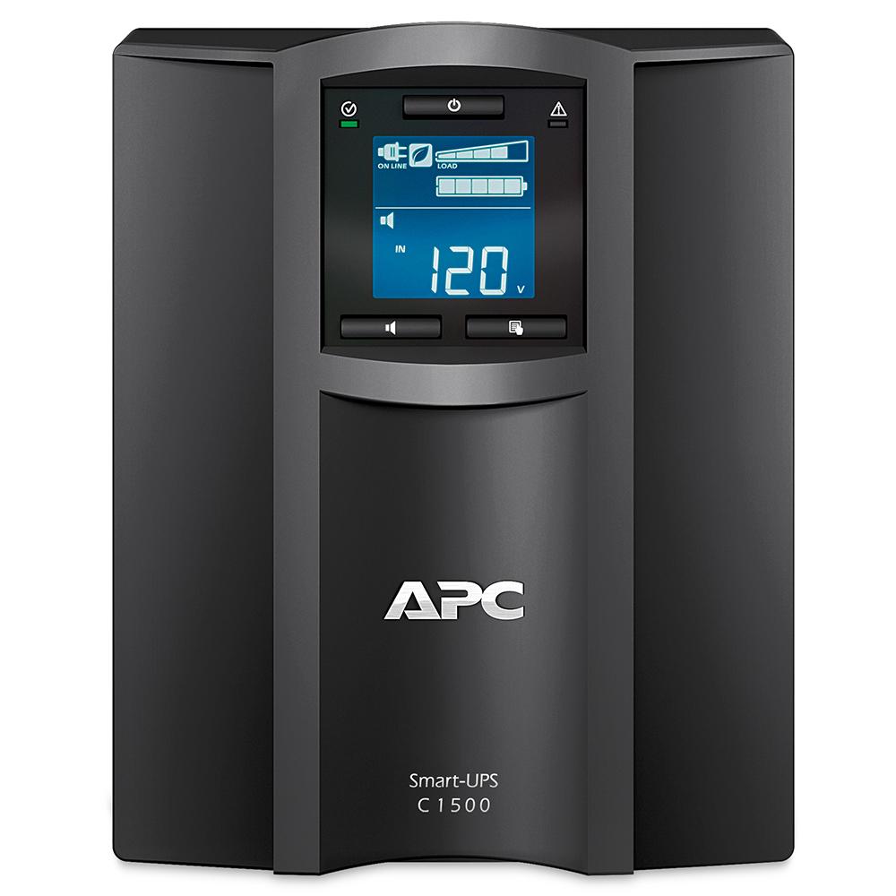 APC 智慧型1500VA 在線互動式UPS(SMC1500TW)