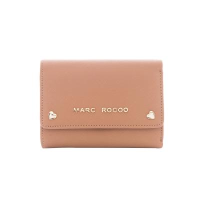 MARC ROCOO-微醺小傾心扣式中夾-302-可可咖