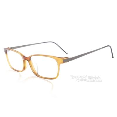 JULIO眼鏡 完美工藝/棕#PRAGUE BRN