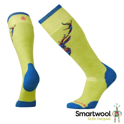 SmartWool 羊毛襪 PhD極地中級Akaigawa高筒襪 綠