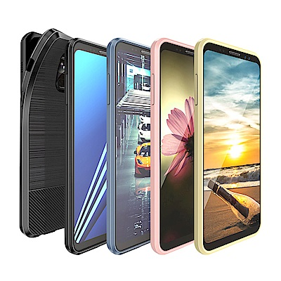 DUX DUCIS SAMSUNG Galaxy A8+(2018)  MOJO...