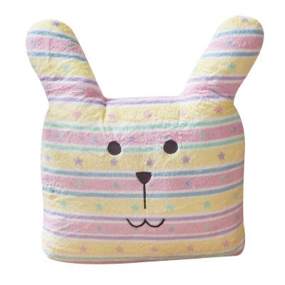 CRAFTHOLIC 宇宙人 暖心熱情兔大靠枕