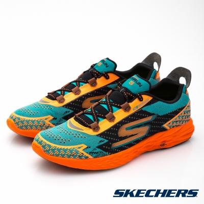 SKECHERS(男)跑步系列GORun5 NITE OWL-55000BLOR