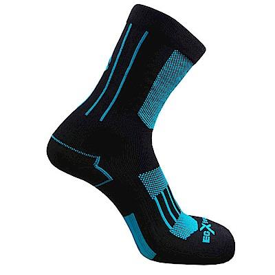 EGXtech WP 破浪者防水機能襪(黑藍)L/M(一雙入)