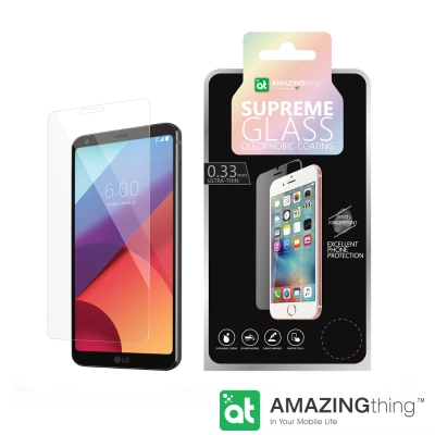 AmazingThing LG G6 高透光強化玻璃保護貼